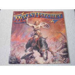 Molly Hatchet - Beatin' The Odds LP Vinyl Record For Sale