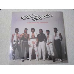 Full Force - Alice, I Want You Just For Me LP Vinyl Record For Sale