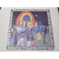 Graham Central Station - Now Do U Wanta Dance LP Vinyl Record For Sale