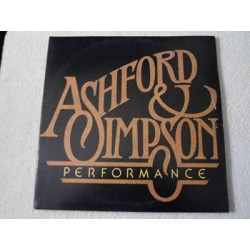Ashford & Simpson - Performance 2xLP Vinyl Record For Sale