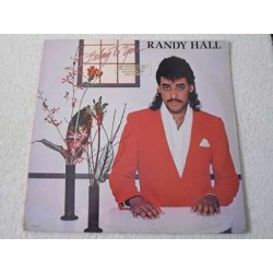 Randy Hall - I Belong To You PROMO LP Vinyl Record For Sale