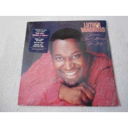 Luther Vandross - Forever, For Always, For Love LP Vinyl Record For Sale
