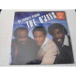 The O'Jays - My Favorite Person LP Vinyl Record For Sale