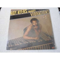 Roy Ayers Ubiquity - Vibrations LP Vinyl Record For Sale