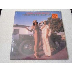 Johnny Guitar Watson - Funk Beyond The Call Of Duty LP Vinyl Record For Sale