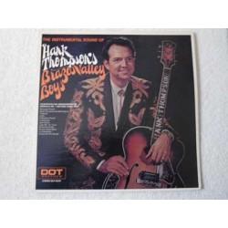 Hank Thompson - The Instrumental Sound Of Hank Thompson's Brazos Valley Boys LP Vinyl Record For Sale