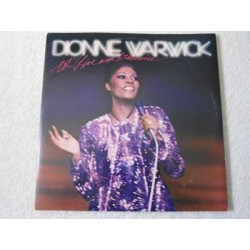 Dionne Warwick - Hot! Live And Otherwise LP Vinyl Record For Sale