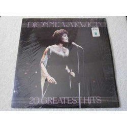 Dionne Warwick - 20 Greatest Hits LP Vinyl Record For Sale