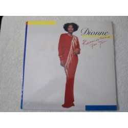 Dionne Warwick - Reservation For Two LP Vinyl Record For Sale