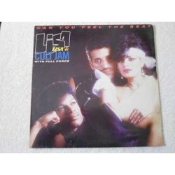 "Lisa Lisa & Cult Jam - Can You Feel The Beat 12"" Single Vinyl Record For Sale"