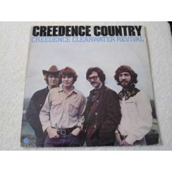 Creedence Clearwater Revival - Creedence Country LP Vinyl Record For Sale