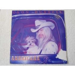 Leon Russell - Americana LP Vinyl Record For Sale
