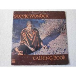 Stevie Wonder - Talking Book LP Vinyl Record For Sale