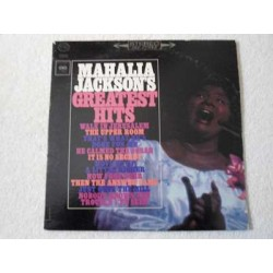 Mahalia Jackson - Mahalia Jackson's Greatest Hits LP Vinyl Record For Sale