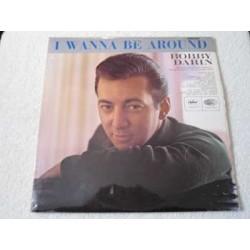 Bobby Darin - I Wanna Be Around (Venice Blue) LP Vinyl Record For Sale - IMPORT