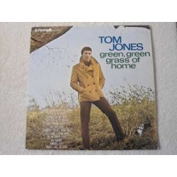 Tom Jones - Green Green Grass Of Home LP Vinyl Record For Sale