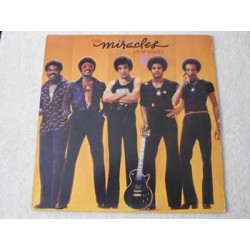 The Miracles - Love Crazy LP Vinyl Record For Sale