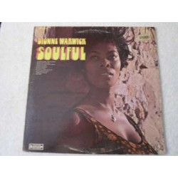Dionne Warwick - Soulful LP Vinyl Record For Sale