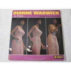 Dionne Warwick - In Paris LP Vinyl Record For Sale