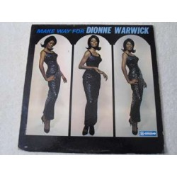 Dionne Warwick - Make Way For Dionne Warwick LP Vinyl Record For Sale