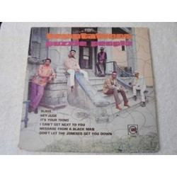 The Temptations - Puzzle People LP Vinyl Record For Sale