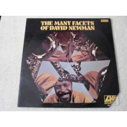 David Newman - The Many Facets Of David Newman LP Vinyl Record For Sale