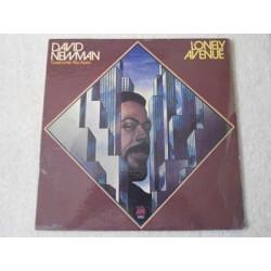 David Newman - Lonely Avenue LP Vinyl Record For Sale