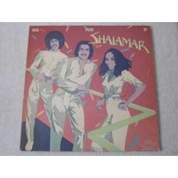 Shalamar - Go For It LP Vinyl Record For Sale