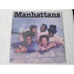 The Manhattans - Self Titled LP Vinyl Record For Sale