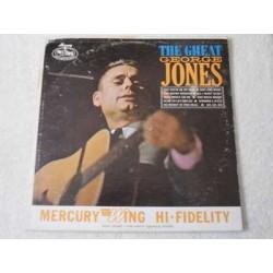 George Jones - The Great George Jones LP Vinyl Record For Sale