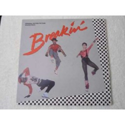 Breakin' - Original Motion Picture Soundtrack LP Vinyl Record For Sale