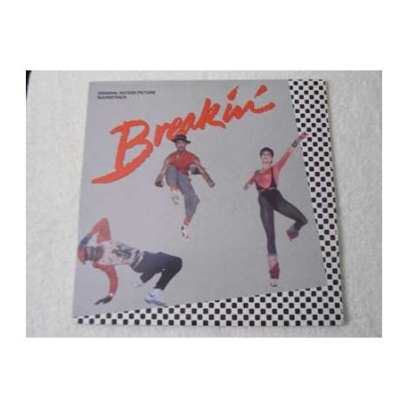 Breakin' - Original Motion Picture Soundtrack LP Vinyl Record For Sale