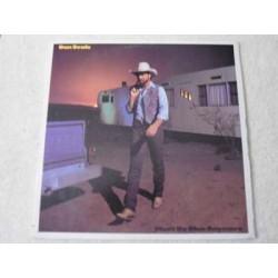 Dan Seals - Won't Be Blue Anymore LP Vinyl Record For Sale