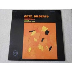 Stan Getz / Joao Gilberto - Featuring Antonio Carlos Jobim LP Vinyl Record For Sale
