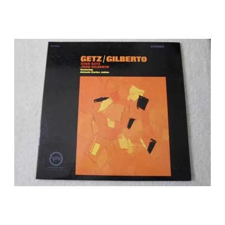 Stan Getz / Joao Gilberto - Featuring Antonio Carlos Jobim LP Vinyl Record For Sale