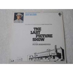 The Last Picture Show - Soundtrack Performed By Hank Williams LP Vinyl Record For Sale
