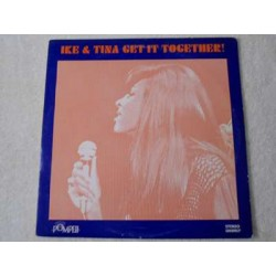 Ike & Tina Turner - Get It Together LP Vinyl Record For Sale