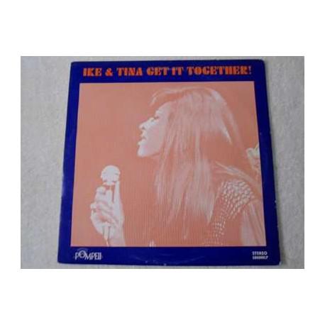 Ike & Tina Turner - Get It Together LP Vinyl Record For Sale