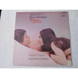Romeo & Juliet - Original Soundtrack Recording LP Vinyl Record For Sale