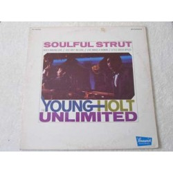 Young Holt Unlimited - Soulful Strut LP Vinyl Record For Sale