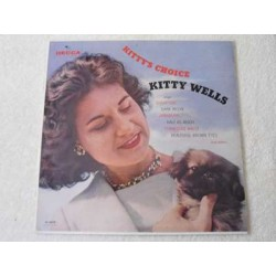 Kitty Wells - Kitty's Choice LP Vinyl Record For Sale