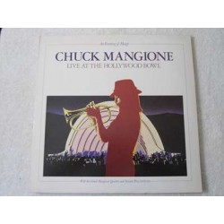 Chuck Mangione - Live At The Hollywood Bowl 2xLP Vinyl Record For Sale