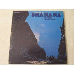 Sha Na Na - The Night Is Still Young PROMO LP Vinyl Record For Sale