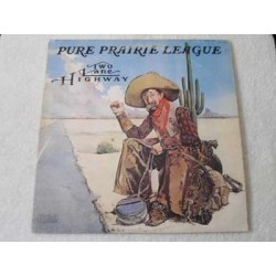 Pure Prairie League - Two Lane Highway LP Vinyl Record For Sale