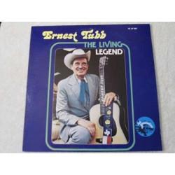 Ernest Tubb - The Living Legend LP Vinyl Record For Sale