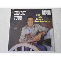 Ernest Tubb - And His Texas Troubadours LP Vinyl Record For Sale