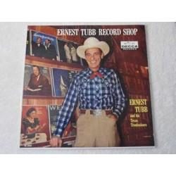 Ernest Tubb - Record Shop LP Vinyl Record For Sale