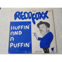 Redd Foxx - Huffin' And A Puffin' LP Vinyl Record For Sale