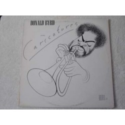 Donald Byrd - Caricatures LP Vinyl Record For Sale