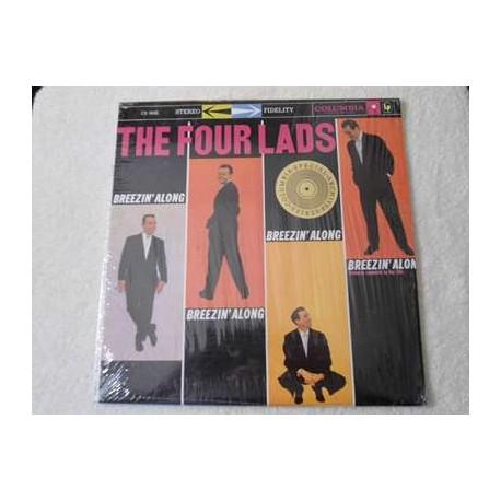 The Four Lads - Breezin Along LP Vinyl Record For Sale